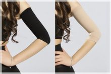 Waist corsets Thin arm grain type sets Pressure Fat Burning Stovepipe socks Series Beam arm Shapers(China)