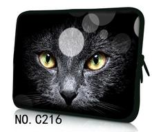 "Hot Cute Cat 10.1"" 11.6"" 12"" 13.3"" 14"" 15"" 15.6"" Laptop Bag Sleeve Case for HP Dell Sony Acer ASUS Lenovo ThinkPad Apple(China)"