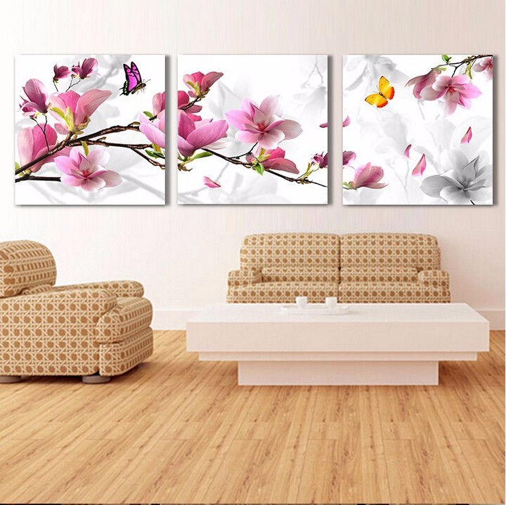 modular wall painting on canvas. modular picture poster Boards to room. wall pictures for living room canvas painting quadros no(China (Mainland))