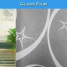 S029 Good Flatness 120 Micron Colored Print Glass Film Designs