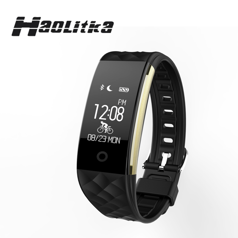 Hot fashion sport S2 Bluetooth Smart Band Wristband Heart Rate Monitor IP67 Waterproof Smartband Bracelet For Android IOS Phone(China (Mainland))