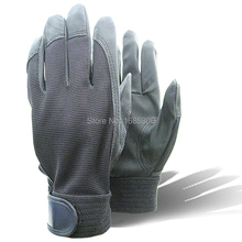 Wholesale PU safety glove import china products heavy industrial glove finger protector(China)