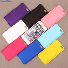 For iPhone X 8 7 6 / 6plus 6 Plus Apple I6 SE 5 5S Rose Yellow Purple Green Blue Pink Red Case Cover shell hard Protect(China)