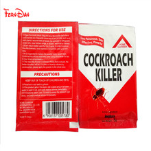 3pcs/lot eco-friendly Cockroach Killing Bait  medicine clear cockroaches killer german cockroach insect pest repeller