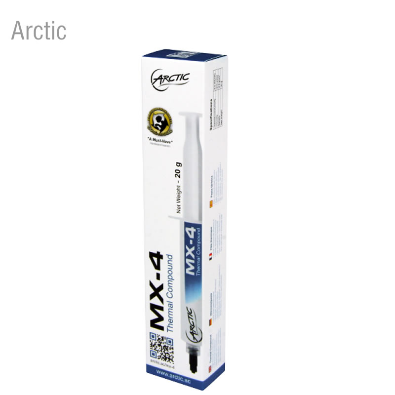 ARCTIC MX-4 20g Large capacit  Thermal Compound Grease pads Heatsink Paste <br>