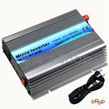 600W Grid Tie Inverter DC11V-32V to AC220V Pure Sine Wave Inverter For 18V Panel 36cells Frequency Converter 50/60HZ With MPPT(China)