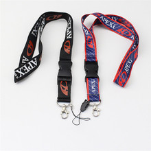 Apexi Racing Key Chain Key Rings Mobile ID Card Hanging Strap Fabric Seat Fabric Canvas Lanyard For APEXI Style