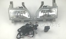 pair fog lamp with bulb + cable +switch FOR Mazda 323 / Protege 01-03 / Astina / Lantis 1.8 4D 5D