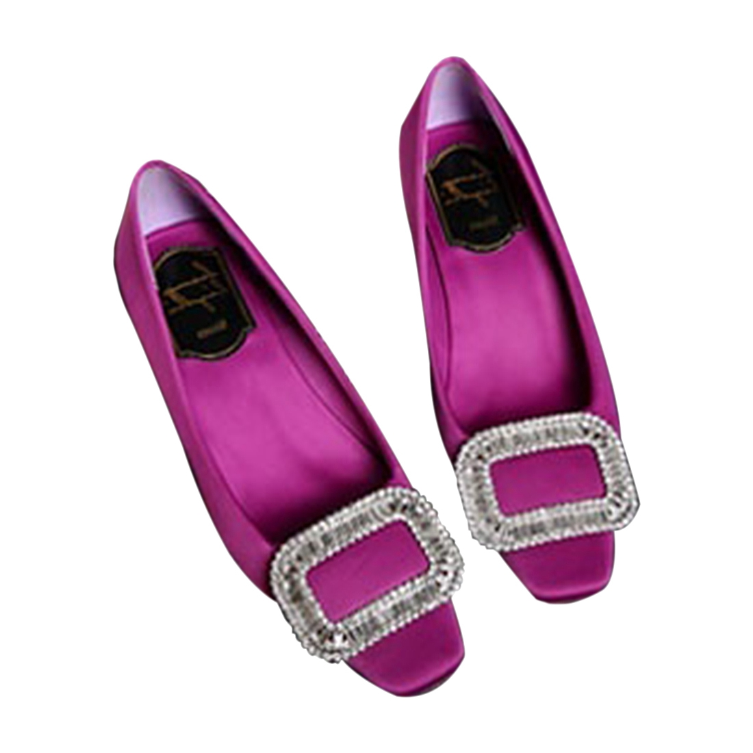 Spring and summer Ms. sexy leather high heels shoes comfortable WEDDING PARTY womens Purple<br>