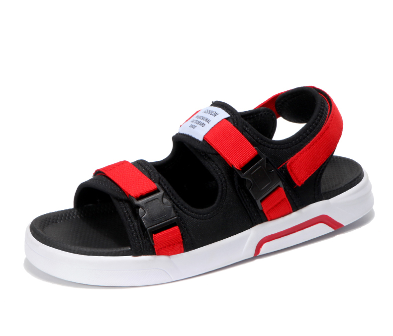 YRRFUOT Summer Big Size Fashion Men's Sandals Outdoor Hot Sale Trend Man Beach Shoes High Quality Non-slip Adult Flats Shoes 46 45 Online shopping Bangladesh