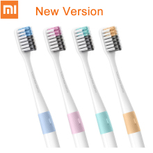 Original Xiaomi Doctor B Toothbrush Bass Method Sandwish-bedded Brush Wire 4 Colors Including(China)