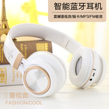 Bluetooth headphones 4.1 support FM& SD card functions wireless Bluetooth headset for Iphone for Samsung for Xiaomi