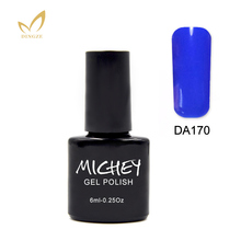 UV Glaze Gel Nail Manufacturers Vernis Clear Shiny Pure Color French Manicure Gel Nail Polish China Factory Hot Selling 1PCS(China)