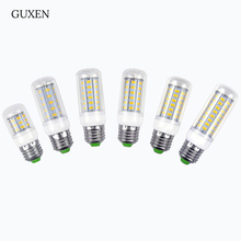 Mini E27 Led Corn Lamp SMD 5630 Chip 24/36/48/56/69/72leds AC110V 220V Led light 360 beam angle for droplight(China)