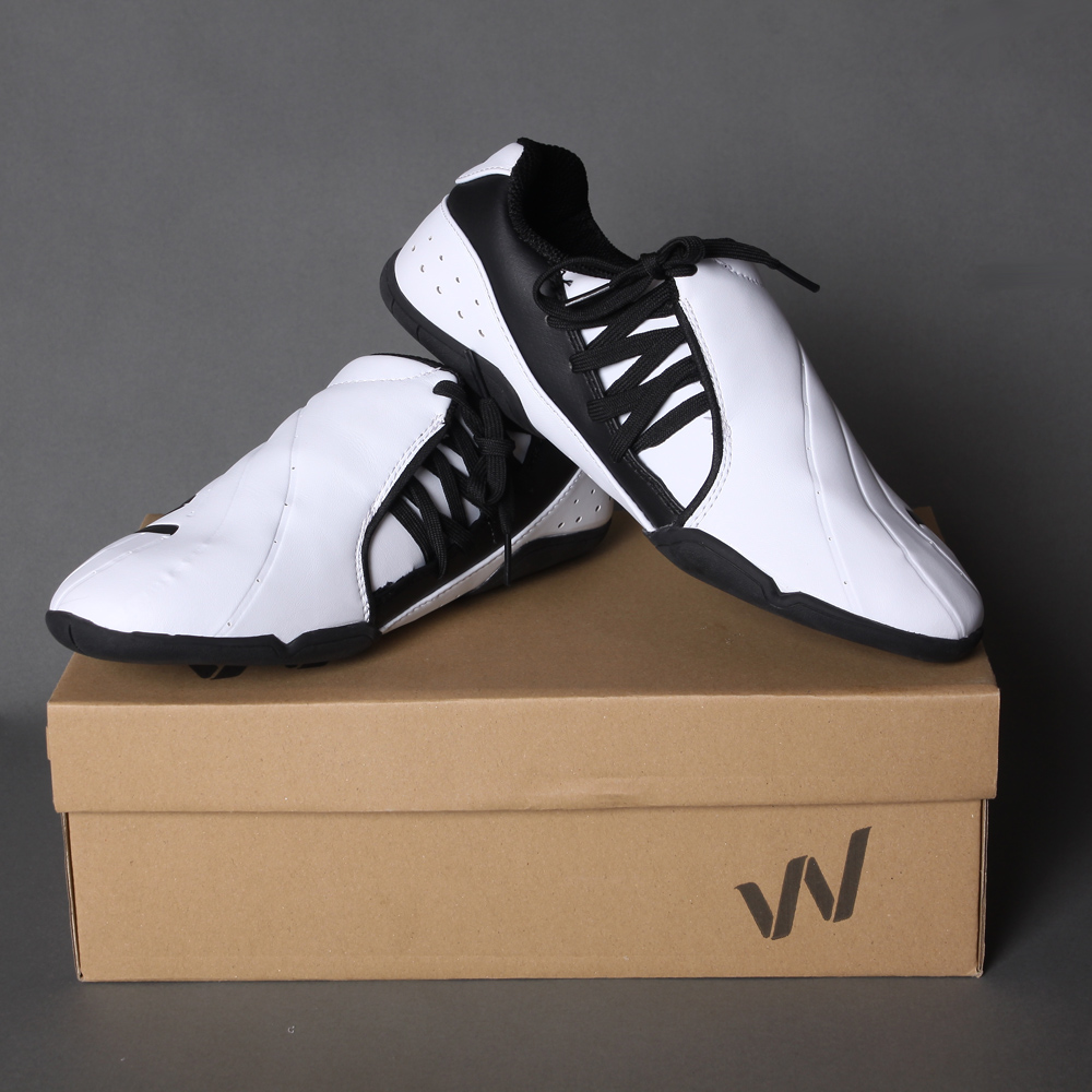 Wholesale Tae Kwon Do Aikido Martial arts Shoes Umpire Coach Professional Leaders Taekwondo Shoes TKD Instructor Shoes <br>