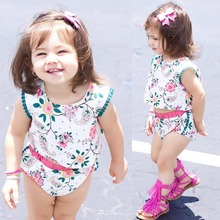 Summer newborn baby girl clothes infant ropa de bebes nina 2017 Hot sale Baby Wear Clothing suit carters baby girl clothing sets