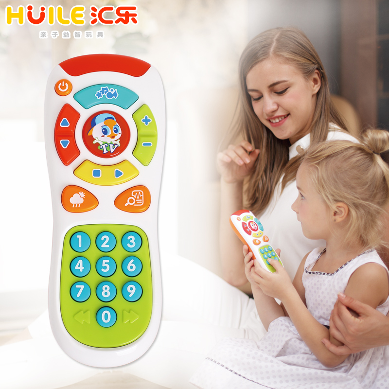 New Baby Toys Toddler Learning Click and Count Remote with Music &amp; Light Electronic Learning &amp; Education Toy Online Exclusive <br><br>Aliexpress