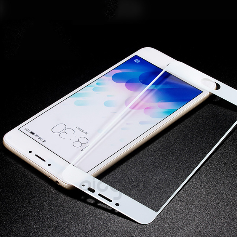Tempered Glass Meizu M3S M3 Note mini M3E Pro 6 MX6 U10 U20 Full Cover Screen Protector Toughened Film  -  Direct Selling store