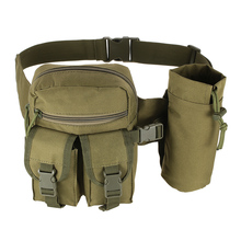 Tactical Waist Bag Pouch Molle Bag Fanny Pack Hip Belt Hiking Fishing Hunting Waist Bags Sports Bags Outdoor Military Equipment