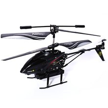 S977 RC Helicopters with Camera Missile Launching 3.5CH Brush Motor Radio Control Helicopter with Gyro with Flashlight