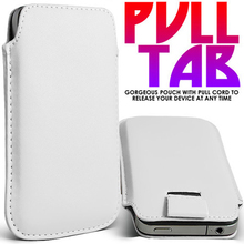 New Leather PU phone bags cases Pouch Case Bag for samsung S8500 Cell Phone Accessories for phone bag