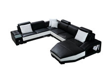 Sofas For Living Room Set Bolsa Bean Bag Chair Newest Design And Best Quality Genuine Leather With Solid Living Room Sofa 2204