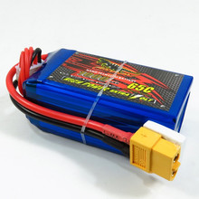 XT60 Plug Giant Power Dinogy 1000mAh 14.8V 4S 65C LiPo Battery For RC Airplane Multicopters
