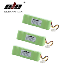 ELEOPTION 3PCS 14.4v 3000mAh 3.0Ah Ni-MH Rechargeable Battery For Samsung NAVIBOT VCR8875 14.4 Volt Free Shipping
