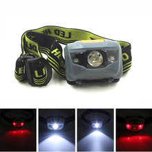 Professional High Quality CREE LED Headlamp 4 Modes Waterproof Mini Headlight or Head light for Cycling Riding Camping Outdoor
