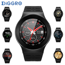 Diggro S99 Smart Watch MTK6580 Android 5.1 Phone Support SIM Card 3G Wifi Bluetooth Fitness Tracker Camera for Android Phone(China)
