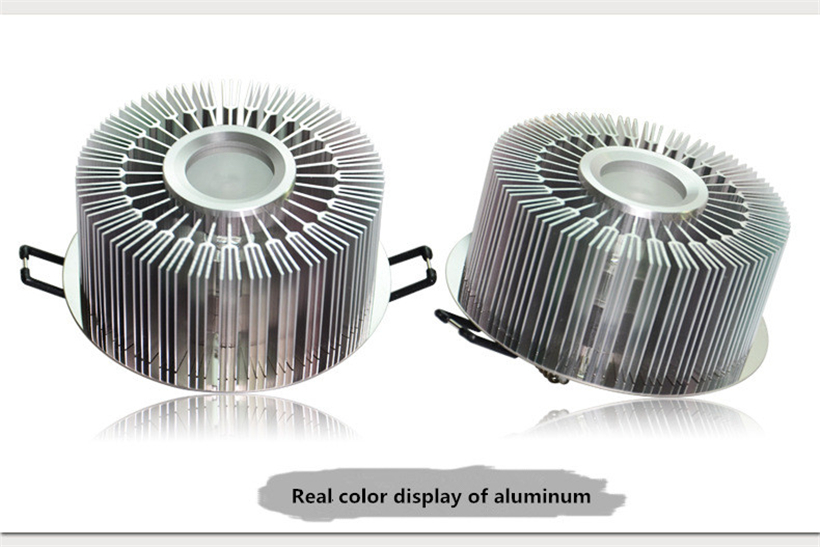LED Crystal Aisle Celling Light (8)