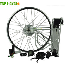 Direct factory supply 250W electric bike kit with LCD display