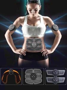 Slimming-Massager Butt-Lifting Abdominal-Trainer Buttocks Smart-Muscle-Stimulator Body-Shaping