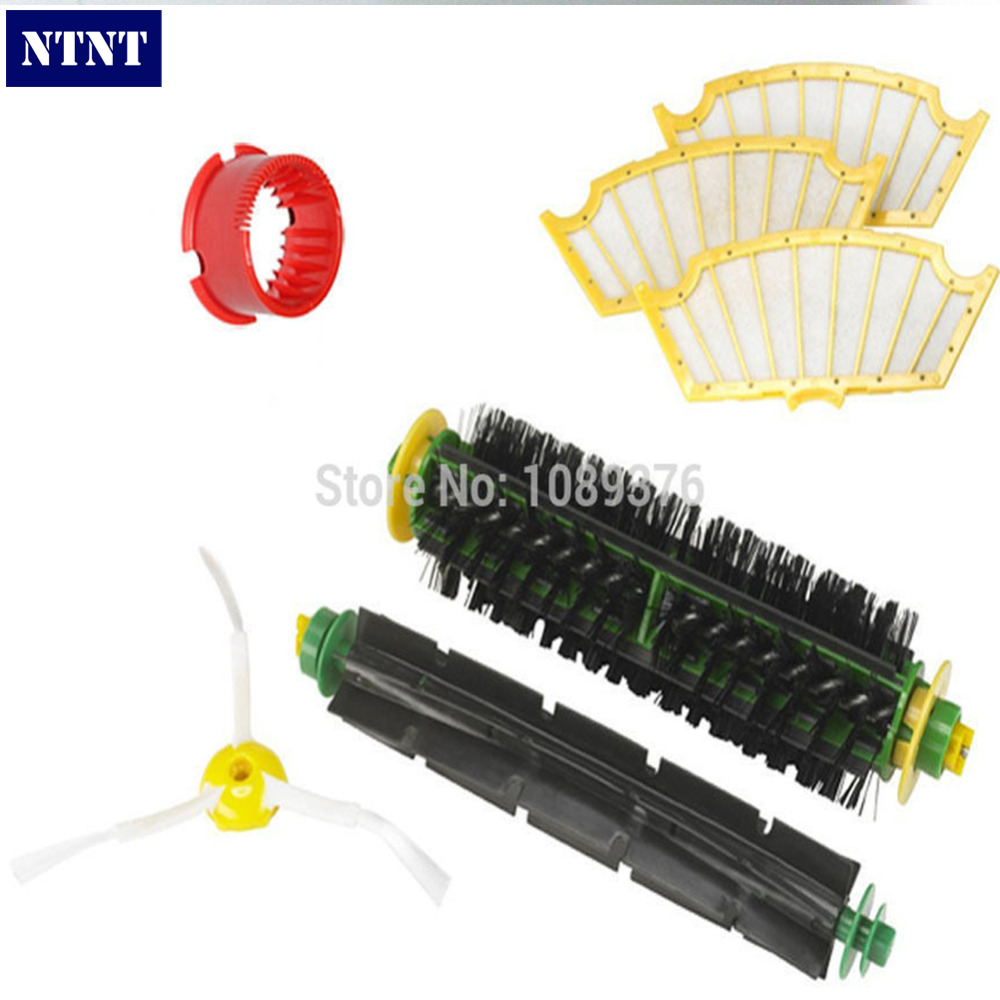 NTNT Free Post New Brush filter and tool For iRobot Roomba 500 Series 530 540 550 560 570 580 551 561 555<br><br>Aliexpress