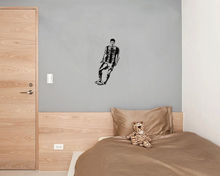 Robert Lewandowski Football Player Decal Wall Art Sticker free shipping os1710