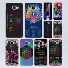 Coldplay A Head Full of Dreams design transparent clear hard case cover for Samsung Galaxy A3 A5(2016) A7 A7 A7(2017) A8 A9