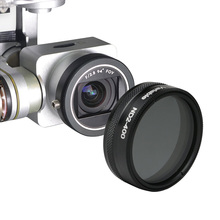 ZOMEi ND400 Adjustable Variable Filter Made of High Definition Optical Glass for DJI Phantom 3 Advanced/ Professional