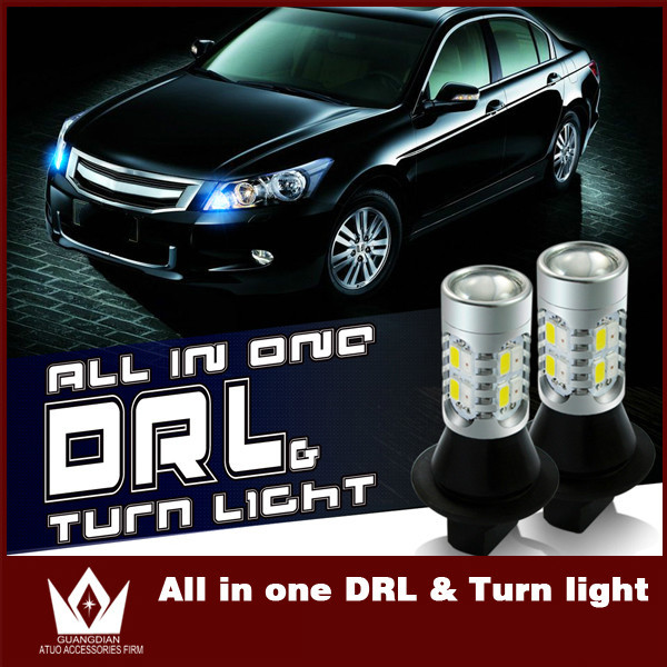 Guang Dian car led light DRL Daytime Running Light &amp; Turn Signals Light indicator light For Infiniti 2009-2013 JX35 QX60 SUV<br><br>Aliexpress