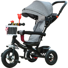 Flying plgeon child tricycle bike 1 3 5 - - - - 2 6 Large sitair light trolley baby bicycle
