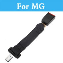 Car Seat Belt Safety Extension Seatbelt Extenders Auto Belts Longer For Child Seat For Mg Sv Zr Zs Zt 3 350 5 550 6 Gs Tf Xpower(China)