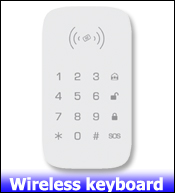 1- PG103 wireless keyboard