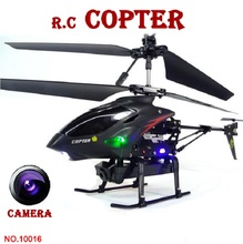 2016 New 2.5 channel Alloy remote control aircraft RC Copter  with USB Charge Camera Aerial HD boy's toy RC Helicopters