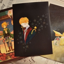 20pcs 10 Style The Little Prince Theme As Memory Greeting Gift Cards Christmas Birthday Postcard Invitation Party Decoration