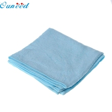 Ouneed Happy home Fashion 34*75 Cotton Bath Towel Solid Quick-drying Face Towel Tissue