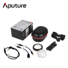 Aputure A.lav professional omnidirectional lavalier microphone used with mobile, recorder other equipment for recording(China)