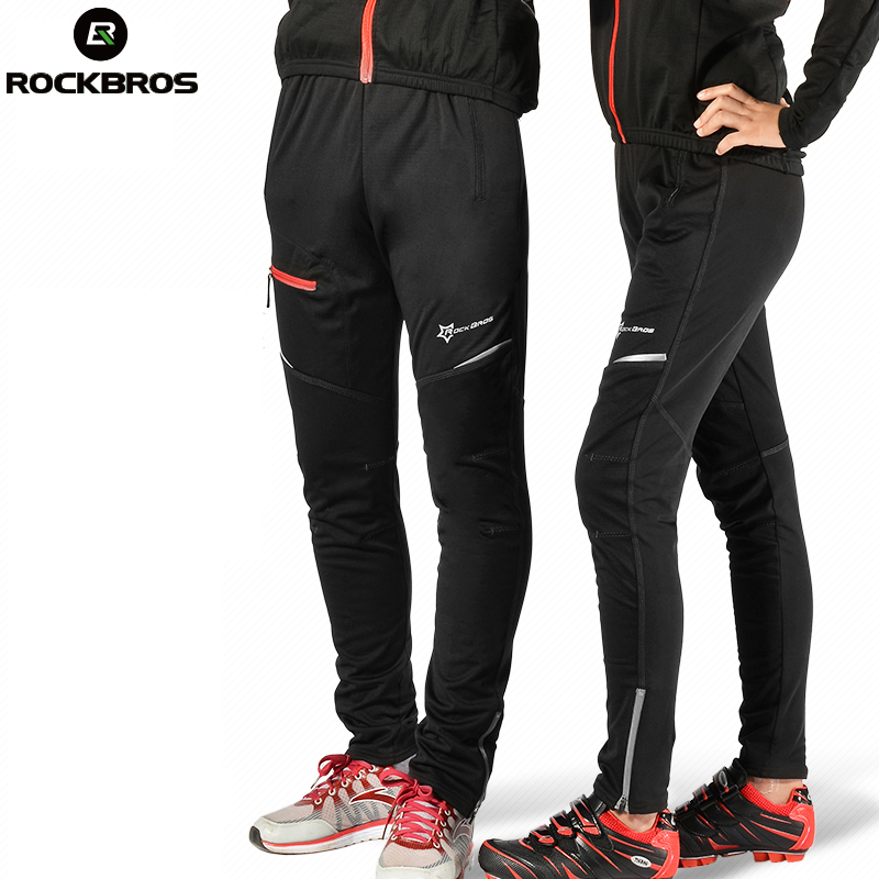 ROCKBROS Men Women Bike Sport Pants Riding Windproof Breathable Cycling Pants Multi-use Running Hiking Fishing Fitness Trousers <br><br>Aliexpress