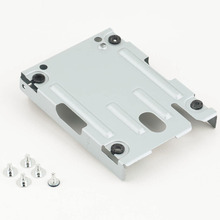 Hard Disk Drive for Sony Playstation 3 PS3 PS 3 controller console gamepad bays Base Tray HDD Mounting Bracket With Screws