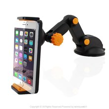 Novpeak 360 degree Flexible Arm table pad holder excavator shape stand car holder for ipad Air mini iphone 6 6s 7 7plus