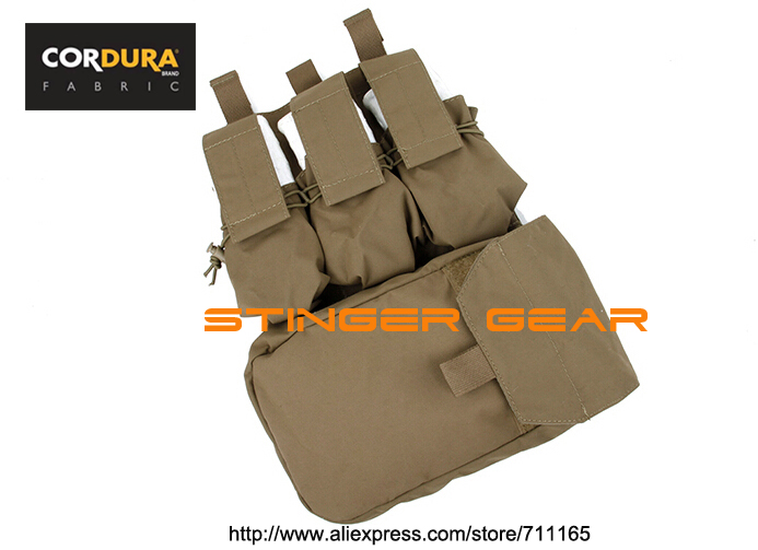 TMC Assault Back Panel Pack 500D Cordura Coyote Brown Military MOLLE Pack+Free shipping(SKU12050217) <br><br>Aliexpress