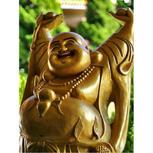 NEW Arrival DIY diamond embroidery laughing Buddha 5D Diamond painting Cross Stitch full Round Rhinestone mosaic home decoration